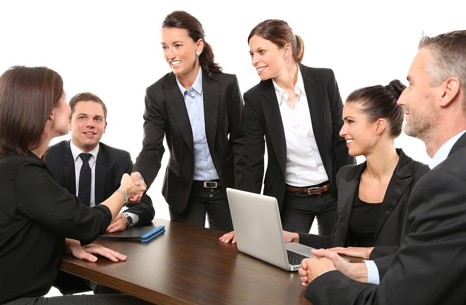organizacija prodajnega sestanka