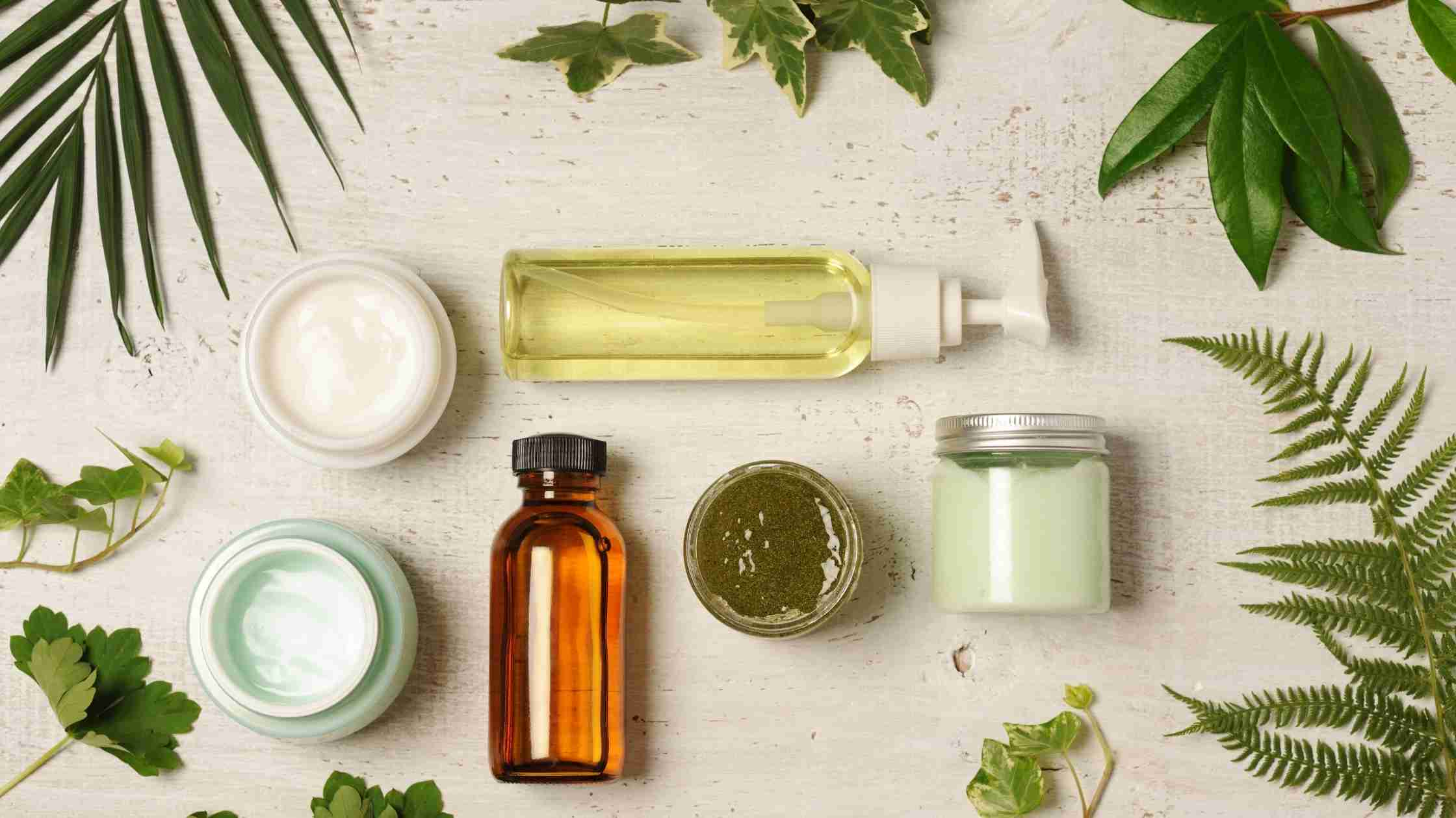 Zelena kozmetika ali angleško clean beauty